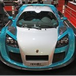 Direto de Genebra-Gumpert Apollo Speed