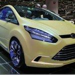 Direto de Genebra – Ford Iosis MAX Concept