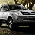 Toyota lança dois motores a gasolina para a Hilux SW-4