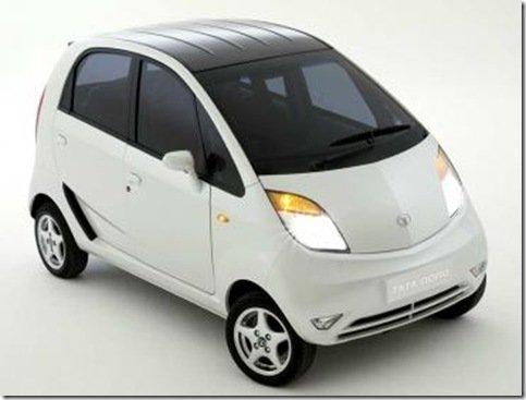 Tata NaNo foi lançado hoje na Índia, vendas começam em Junho