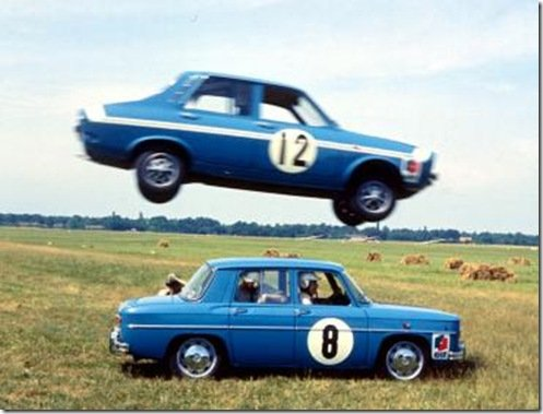 Renault prepara o retorno da Gordini