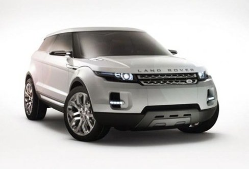 Land Rover recebe incentivo para produzir Range Rover LRX
