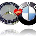 BMW e Mercedes-Benz estão preparando um intercambio de ações