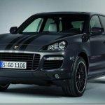 Porsche apresentou o novo Cayenne GTS Porsche Design Edition 3