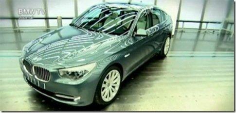 Versão definitiva do Série 5 GT, estará no Salão de Frankfurt