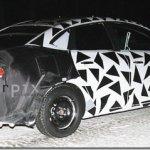 Misterioso modelo da Buick flagrado: Astra Sedan?