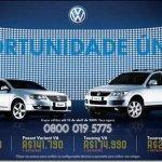 Volkswagem dá desconto de até R$ 33.310, à linha de importados premium fabricados em 2008