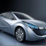 Mais um projeto de híbrido da Hyundai, o Blue-Will
