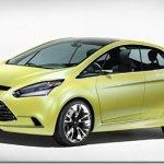 Genebra 2009-Ford mostrará Iosis Max Concept