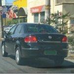 Linea  ELX é flagrado aos arredores da ábrica da FIAT,em betim