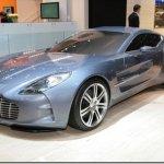 Direto de Genebra-Aston Martin One-77