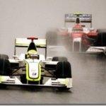Chuva encerra GP da malásia e o campeão, Jenson Button, leva apenas 5pts