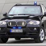 BMW X5 com blindagem anti AK-47
