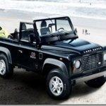Land Rover Defender com edição especial em Portugal
