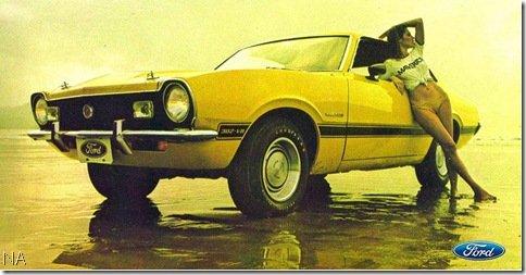 Especial-Ford Maverick completa 40 anos