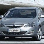 Imagens oficiais do Opel Astra