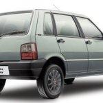 Fiat Mille Economy ganha kits 'TOP'