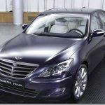 Hyundai e Prada apresentam versão especial do Genesis