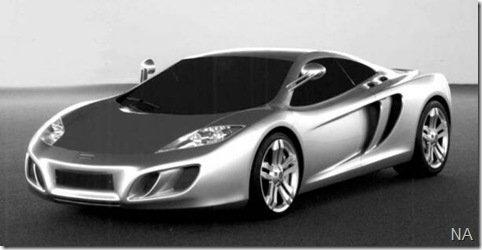 Sucessor do McLaren F1 será lançado em 2011