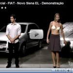 Video: Comercial do novo Fiat Siena EL