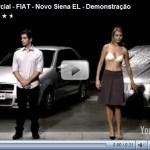 Video: Comercial do novo Fiat Siena EL