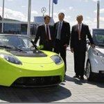 Daimler compra 10% da Tesla Motors
