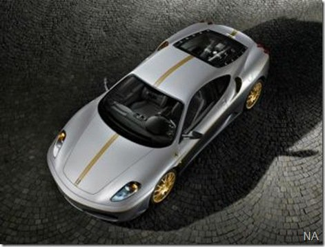 Ferrari vai leiloar último F430