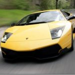 Lamborghini divulga novas imagens do Murcielago SuperVeloce