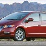Honda Insight é o primeiro carro híbrido a liderar as vendas no Japão
