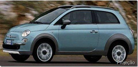 Fiat 500 pode voltar a ter versão Giardiniera