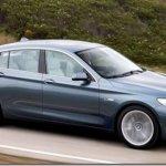 BMW revela Série 5 Gran Turismo em versão de produção