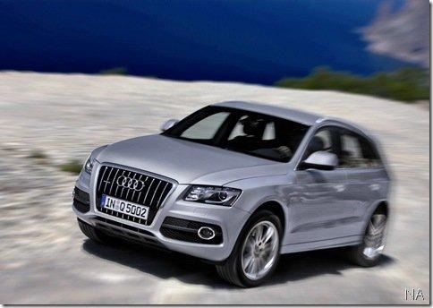 Audi Q5 será lançado no dia 27 de maio