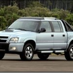 Chevrolet S10 e Blazer já são modelo 2010
