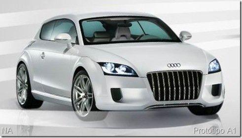 Audi confirma quatro novos modelos para os próximos 2 anos