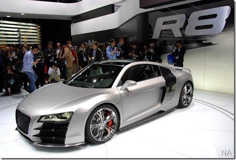 Audi cancela projeto do R8 com motor diesel