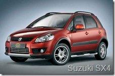 Fiat nega interesse na Suzuki
