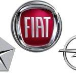 Após união com a Chrysler, Fiat quer sua fatia na Opel