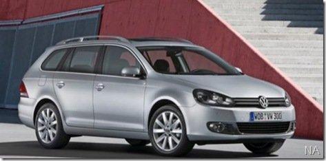 Volkswagen revela o novo Golf Variant