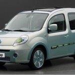 Renault mostra novo veículo elétrico