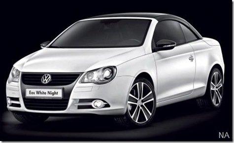 VW Eos em uma nova edição especial