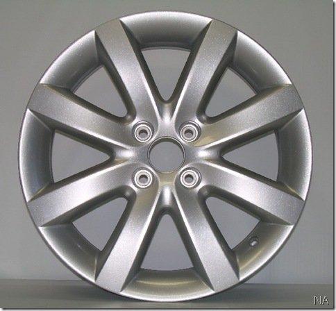 Essa é a roda do novo Gol GTI?