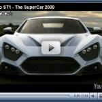 Zenvo ST1, o supesportivo dinamarquês com 1104 cavalos de potência