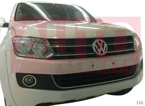 Amarok é o nome definitivo da picape média da VW