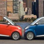 Smart terá que duplicar a demanda do compacto fortwo no ano que vem