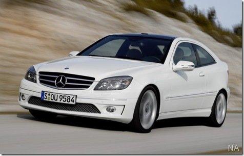 Mercedes CLC sairá de linha em 2010