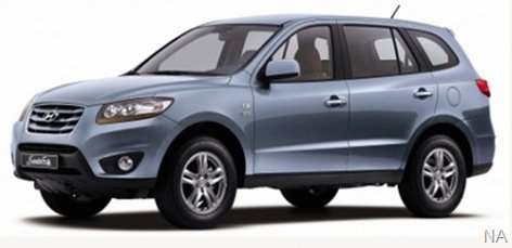 Hyundai mostra novo visual para o Santa Fé 2010