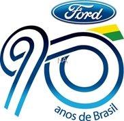 Ford Lança selo em comemoração aos 90 anos no Brasil
