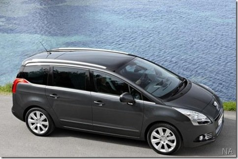 Peugeot apresenta monovolume 5008