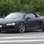 Audi R8 aparece na Alemanha, já em versão pré-série