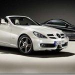 Mercedes lança série limitada do SLK